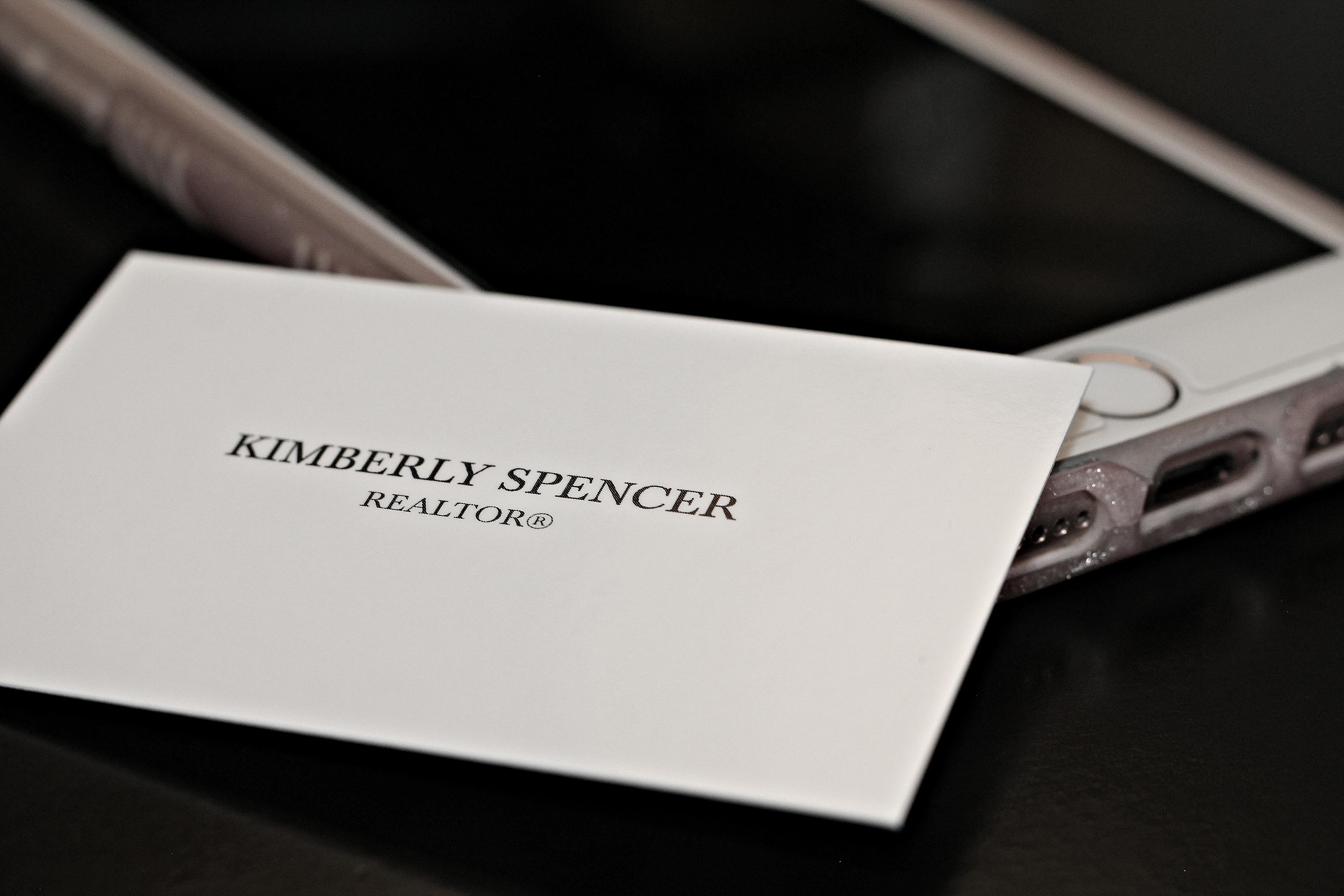 Contact Kimberly Spencer